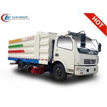 2019 New Dongfeng 8cbm street sweeper vacuum truck