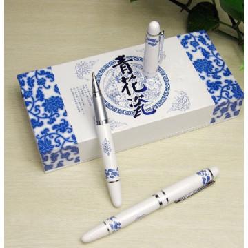 Ручка для синего и белого фарфора