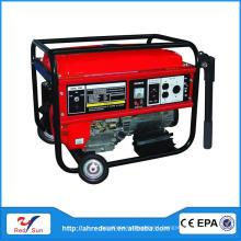 Brand new second hand lister petter silent generator generator 6.5hp