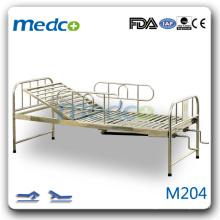 M204 Two Cranks Manual Mechanical Patient Bed