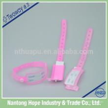 pulseiras de id hospital para crianças de mãe