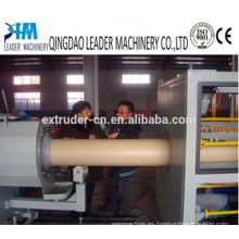 Línea de producción de tuberías de PVC de alta calidad