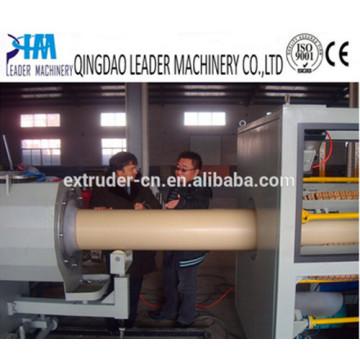 Chaîne de production de tuyau de PVC de qualité