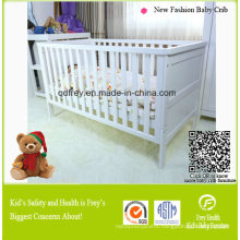 Home Furniture of Baby Crib with Drawer