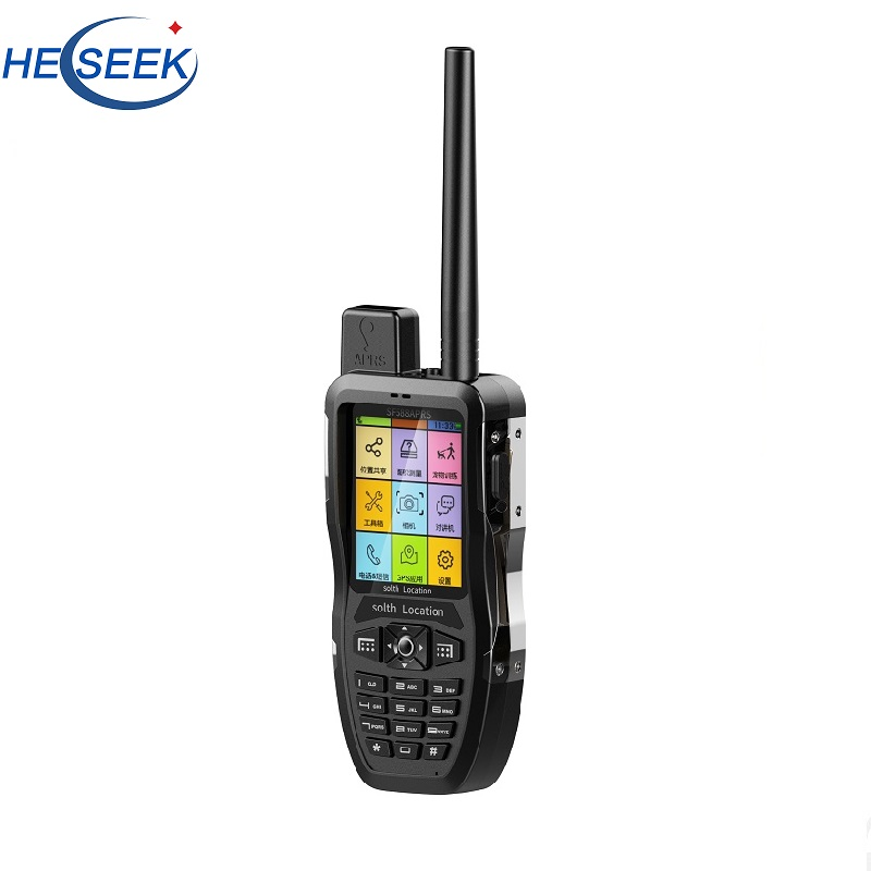 Controlador de perro Walkie Talkie GPS multi-finctional