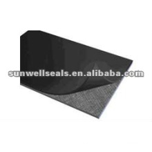 Rubber Sheet insert with Cloth