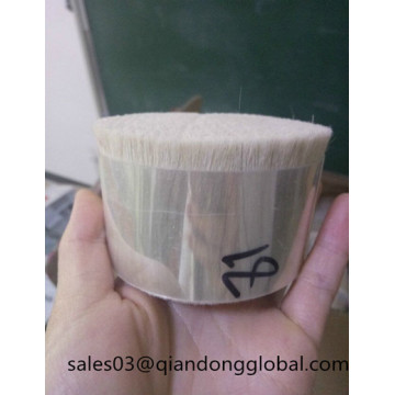 51mm White Double Drawn Goat Hair