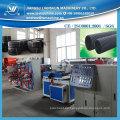 2015 caliente venta PP PE pared simple corrugada pipa que hace la máquina PVC riego corrugado línea de producción