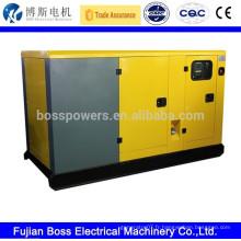 Avec CE China Weifang 1800rpm 60KW génératrices bon marché à vendre