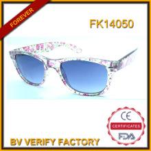 2015 schöne Kinder-Sonnenbrille mit schönen Anhänger Muster (FK14050)