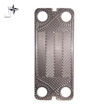 Reemplazo de la placa intercambiadora de calor plana Swep Gx51