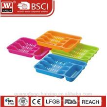 Gute Qualität & Verkauf Kunststoff Besteck Set Halter