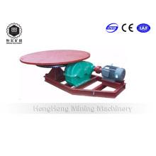 Distributeur de disque pour alimenter uniformément le minerai minéral avec un moulin à boules