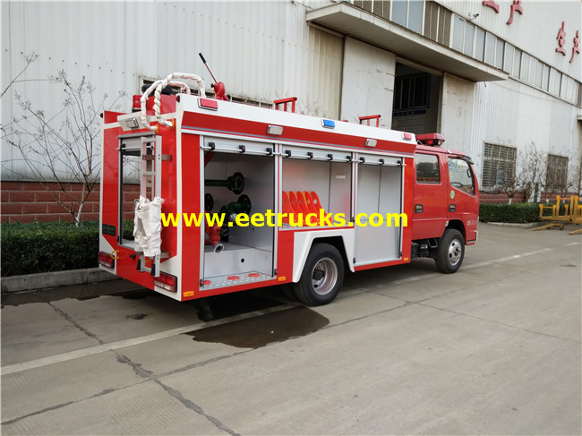 Fire Water Vehicle