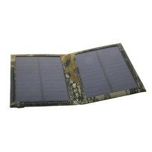 Paquete de bolso solar plegable del cargador del libro eléctrico del iPad del teléfono móvil 5W