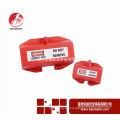 Wenzhou BAODSAFE Sicherheit BDS-D8642 Rote Farbe Plug Lockouts Lock Box