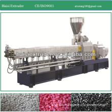 PP/PE/PVC twin-screw plastic pellets making machine