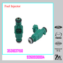 OEM # 3531037150, 9260930004 Injecteur à essence de Taiwan pour Misubishi Hyundai