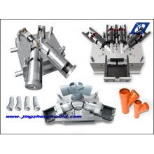 Collapsible Core Pipe Fitting Mould for PP Drainage Water