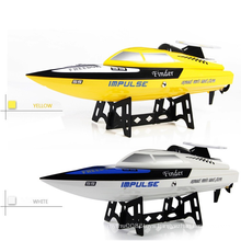 Volantex High Speed Anti-rollover Wireless Remote Control Boat  Racing Boat