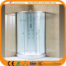 Badezimmer gehärtetes Glas Duschkabine (ADL-8605)
