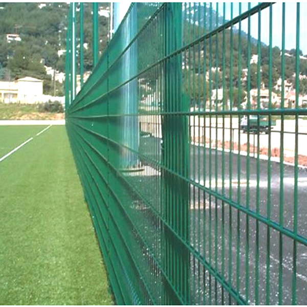 curvy welded wire mesh panel
