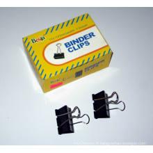 41mm noir Binder Clips (1002)