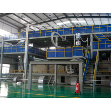 Non woven machinery and equipment