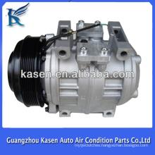 Compressor 10p30c for TOYOTA COASTER BUS 447220-1101 4472201101