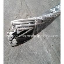 Service Drop Cable Aluminium Triplex 4AWG Periwinkle