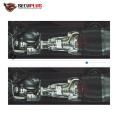 UVSS Fixed Model Waterproof Anti-Shock Under Vehicle Explosive Inspection System