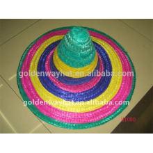 Chapeaux bon marché à vendre chapeau sombrero à paille