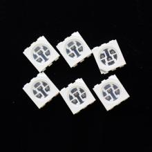 660nm LED 5050 Rojo SMD LED Epistar Chip
