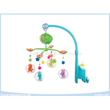 Electric Musical Baby Mobiles on Cot for Baby