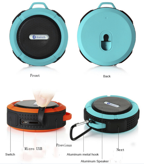 Outdoor Speakers Bluetooth