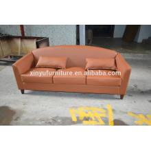 Modern New design brown 3 seater sofa XYN285