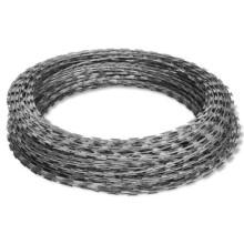 Bobina barata del alambre de púas de la alta tensión