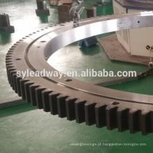 China equipamentos de construção de precisão Fornecedor de rolamentos de giro
