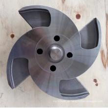 Sandguss-Kohlenstoffstahl-Durco-Pumpen-Laufrad 2 * 1-10A
