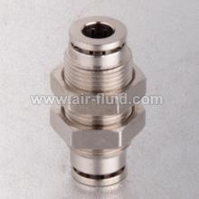 """3/8 """"Tabique-Unión-tubo-tamaño-Brass Push-para conectar accesorios"""
