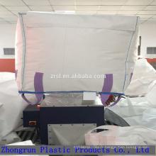 Super sacs en plastique de 800kg avec le transport de revêtement pour la poudre de carbonate de calcium