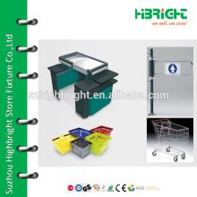 Supermarktausrüstungen
