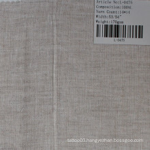 The Pure Linen Fabric L-0475