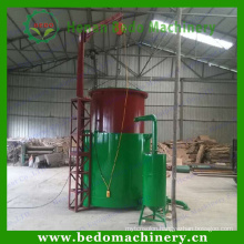 2015 made in China Coffee Husk Briquette Making Machine/Coffee Husk Briquette Carbonization Stove furance 008613253417552