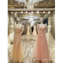 New Arrival 2017 Multi-Color Marriage Koran Wedding Dresses