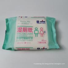 Toilettenspülbare Tücher für den Hausgebrauch