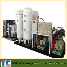 CE-Zulassung TCN29-800 Stickstoff-Abfüllanlagen