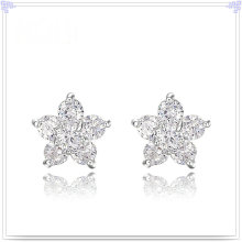 Crystal Jewelry Alloy Jewelry Fashion Earring (AE137)