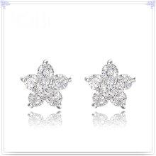 Jóia de cristal jóias de liga brinco de moda (ae137)
