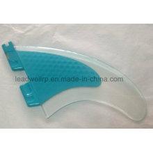 Transparenter Silikonumspritzungs-Prototyp